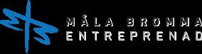 Målabromma Logo