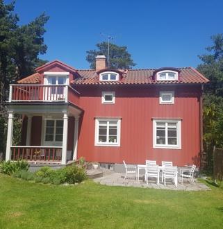 Fasad i Bromma, Danderyd, Enskede etc