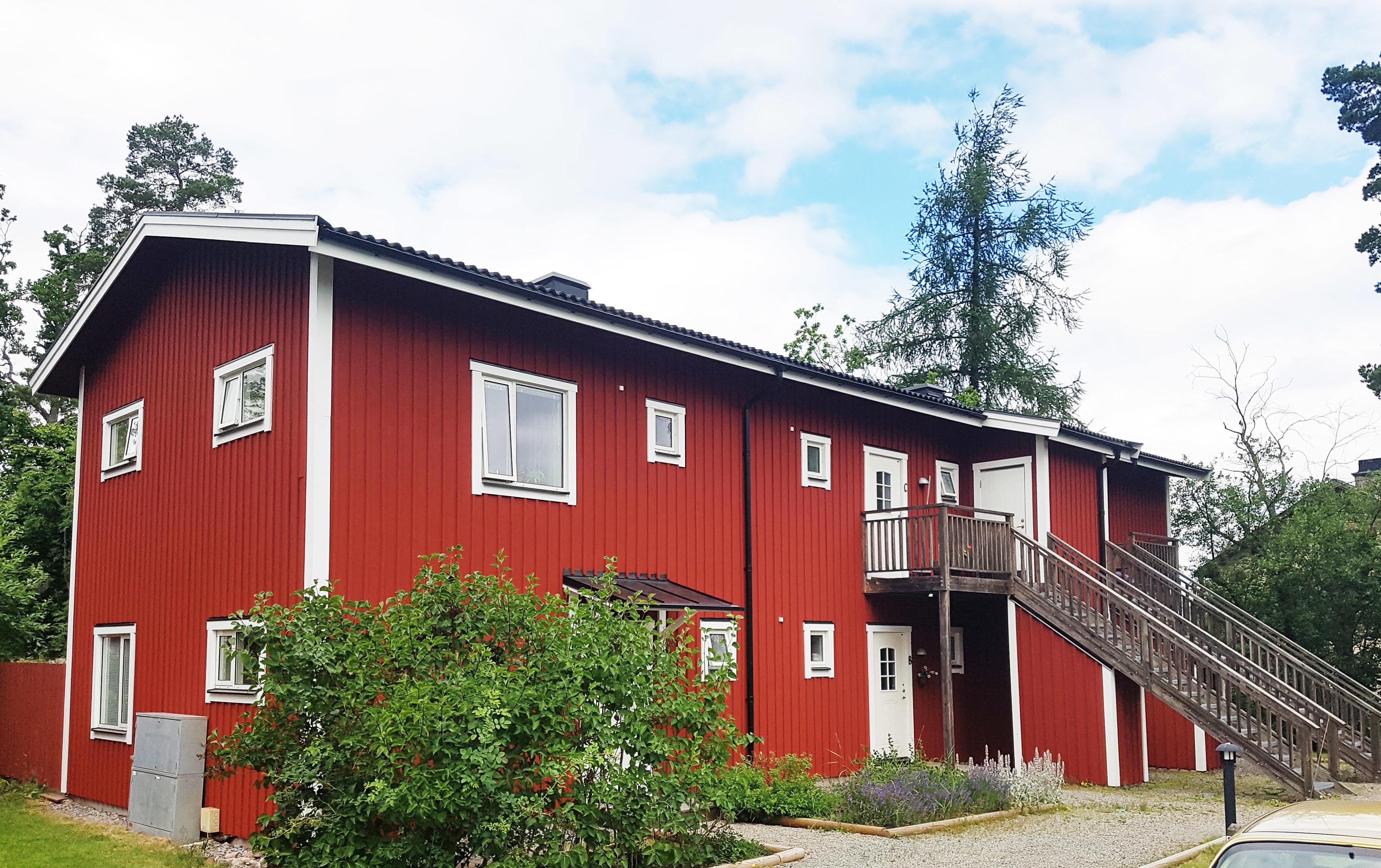 Fasadrenovering i Stockholm - Måla Bromma 03ec3110372e1